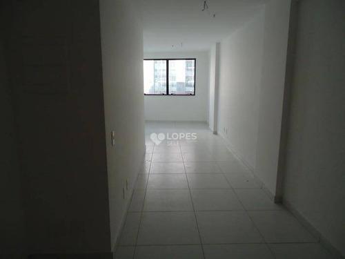 Imagem 1 de 12 de Sala Frontal Em Empreendimento Top De Linha Com Total Infraestrutura, Localização Estratégica, 29 M², R$ 240.000,00 - Centro - Niterói/rj - Sa1763
