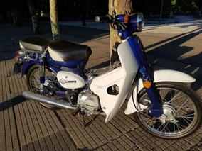 Motomel Go Vintage 125c Replica Honda Econopower Oportunidad