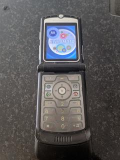 Celular V3 Original Motorola. Claro Ou Vivo