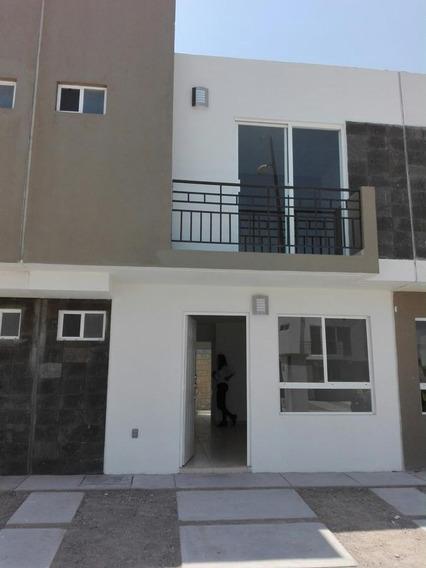 Casa En Renta En Castello Residencial 3 Recamaras Salida A Puerto Interior!!