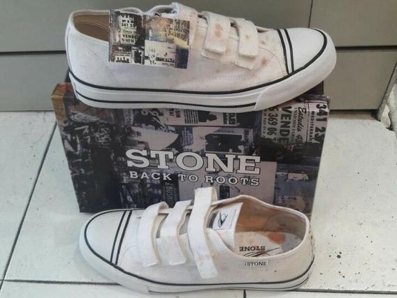 Super Oferta Zapatillas Stone Lona Con Abrojos!!! $499.99