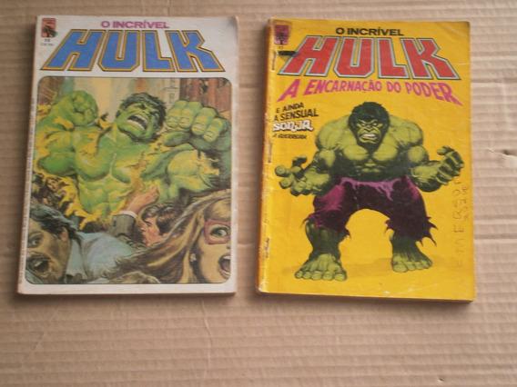 Hulk,superaventuras Marvel Raros E Antigos