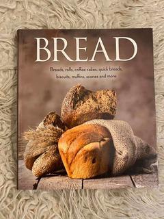 Libro Bread - En Inglés Traído De Usa