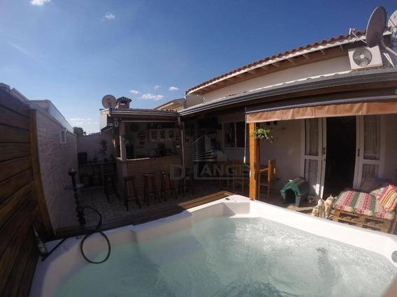Casa Com 3 Dormitórios À Venda, 60 M² Por R$ 389.000,00 - Residencial Real Parque Sumaré - Sumaré/sp - Ca13329
