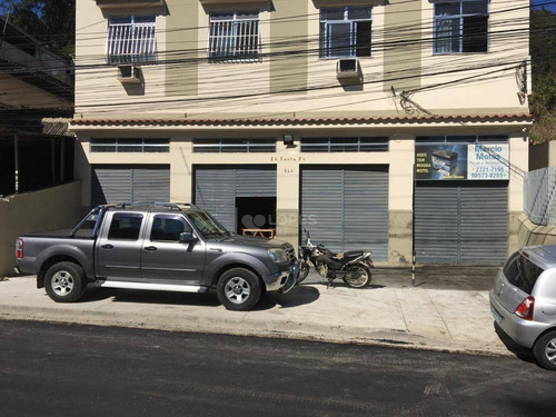 Loja, 21 M² Por R$ 110.000 - Fonseca - Niterói/rj - Lo0674