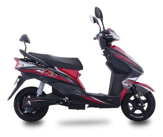 Moto Electrica Inteligente Aima Bosch S3 800 72v20ah Roja