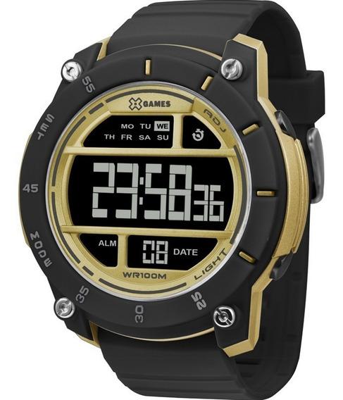Relógio X-games Masculino Original Garantia Nfe Xmppd517pxpx