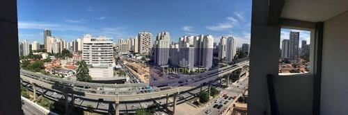 Apartamento Com 1 Dormitório À Venda, 38 M² Por R$ 519.400,00 - Campo Belo - São Paulo/sp - Ap23267