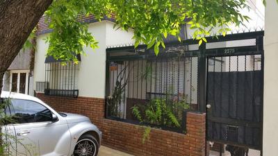 Casa Con 3 Habitaciones + Patio Y Parrilla + Gran Terraza