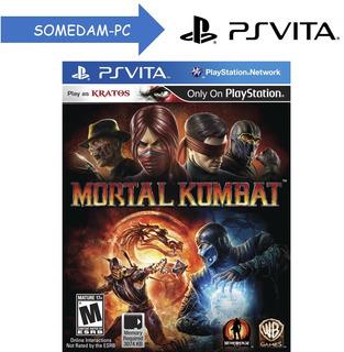 Juego Ps-vita Mortal Kombat