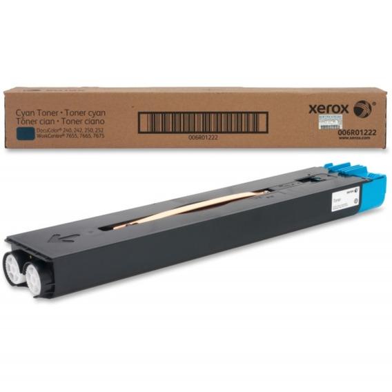 Toner Ciano Xerox 34k Dc51/dc52/7655/7665/7675 006r01222
