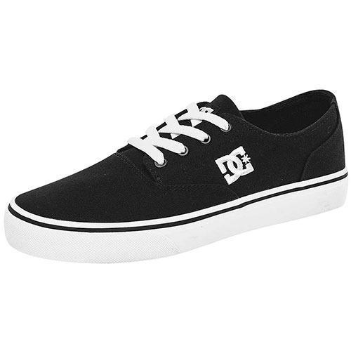 Tenis Hombre Pk 60295 Dc Shoes Negro