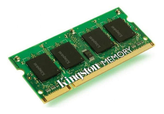 Memoria Sodimm Ddr2 Kingston 2gb 800mhz 1.8v Kvr800d2s6/2g