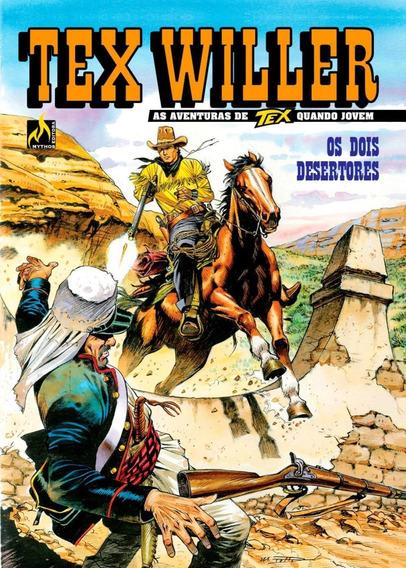 Tex Willer - Os Dois Desertores - Vol. 5