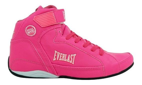 Tênis Feminino Everlast Jump Rosa