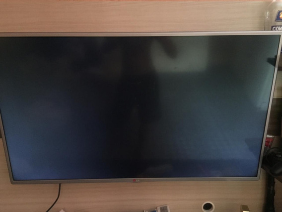 Tv Led Full Hd Lg 42 Prata