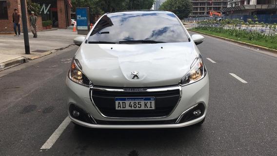 Peugeot 208 Feling Tip Año 2019 Km 6497