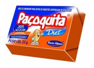 Paçoquita Diet - 8 X 22g - Santa Helena