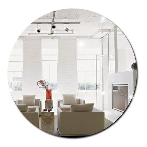 Espelho Decorativo Acrílico 30x30 Cm - Promoção