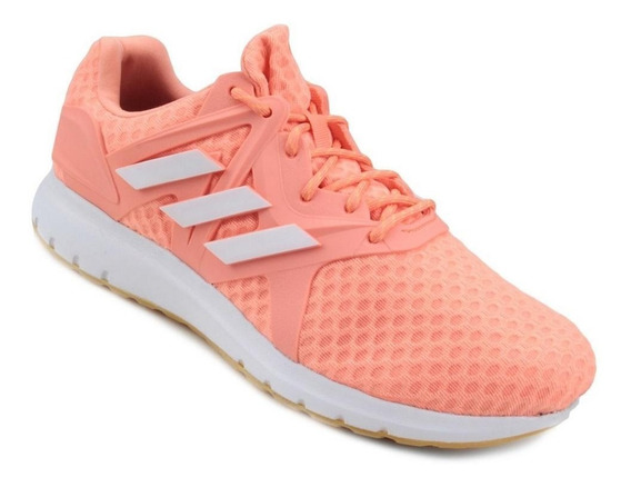 Tenis adidas Starlux Coral/branco