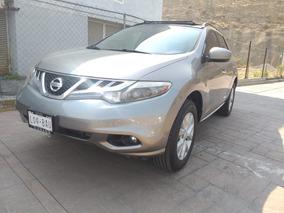 Nissan Murano Sl At Ee Aa Piel Qc 2wd Cvt 2012