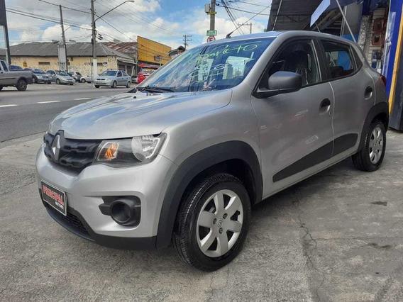 Renault Kwid Zen 1.0 Completo 2018