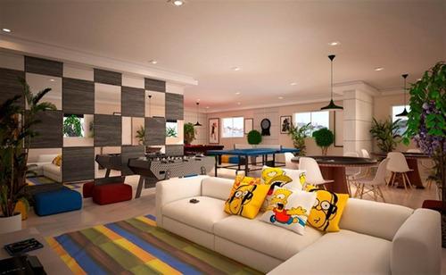 Imagem 1 de 11 de Apartamento - Venda - Vl Nossa Senhora Amparo - Sao Vicente - Cdl232