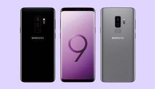 Celular Samsung Galaxy S9 Color Negro