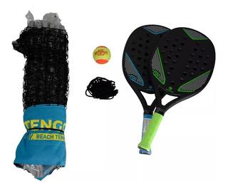 Kit De Beach Tennis Btr 700 Artengo