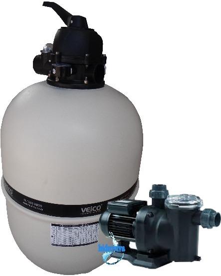 Kit Moto Bomba Autoesc 1,25 Pre-filtro E Filtro V-50 112mill