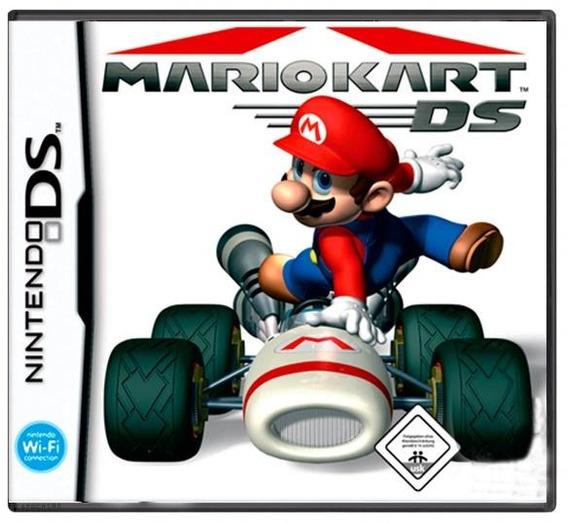 Mario Kart Ds Mídia Física Pronta Entrega