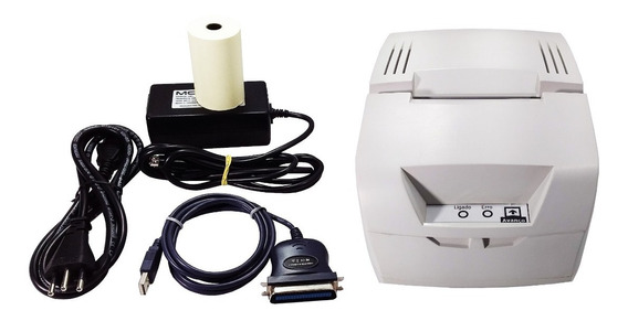 Impressora Cupom Não Fiscal Diebold Im433tp Com Guilhotina