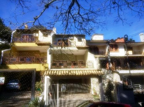 Casa Em Vila Conceição Com 3 Dormitórios - Mi16512