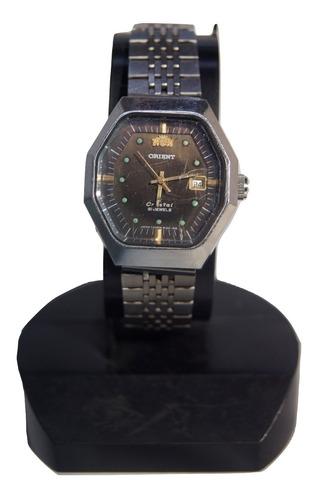 Imagem 1 de 7 de Relógio De Pulso Orient Automático Vintage 21 Jewels