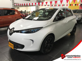Renault Zoe Automatico 4x2 Electrico