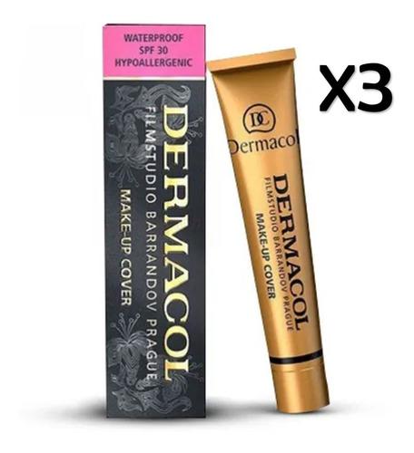 Imagen 1 de 3 de Base Dermacol Maquillaje Tienda Chacao