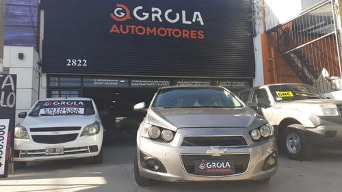 Chevrolet Sonic 1.6 Lt - Full Full -recibo Menor - Financio