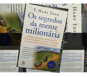 Livro Os Segredos Da Mente Milionaria.