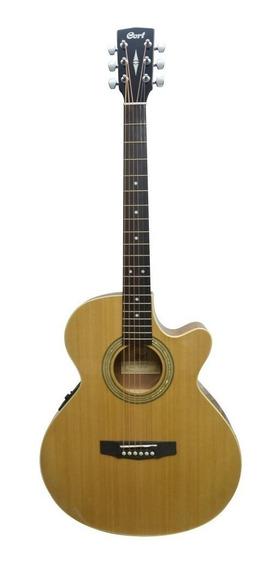 Guitarra Electroacústica Cort Sfx De Caoba Oferta De Paquete