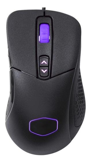 Mouse Gamer Cooler Master Mm531, Rgb, 7 Botões, 12000dpi - M
