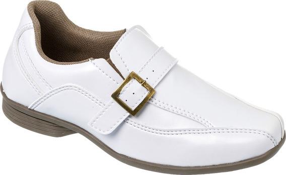 Sapato Social Com Cinto Infantil Menino Redmax A/b919-001