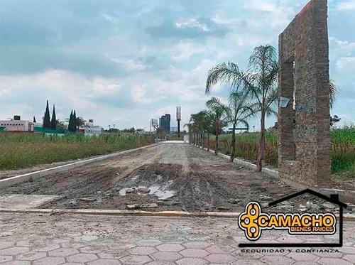 Lotes De Terrenos En Morillotla Cercano A Uvm Opt-0200