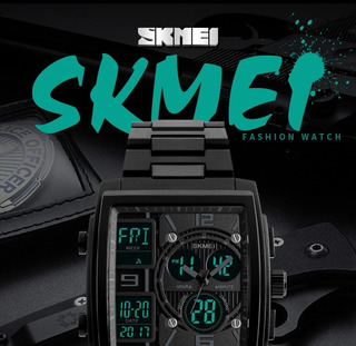 Relógio Skimei Analógico/digital Promoção