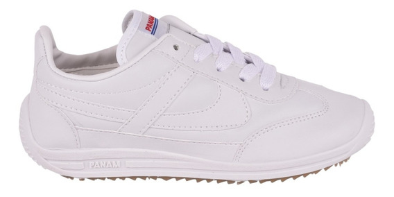 Tenis Panam Usex 10051 Blanco