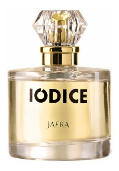 Perfume Feminino Importado Iodice Jafra Promoção