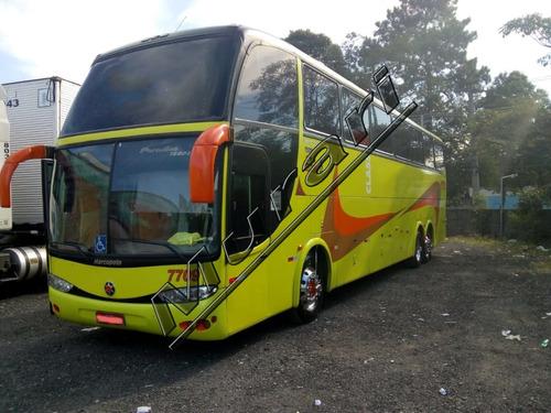 Imagem 1 de 10 de Paradiso 1550 Ld G6 Scania K-380 44 Lug Motor Novo Ref 841
