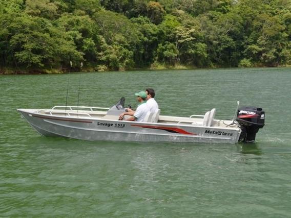 Metalglass Savage 5513 - 0 Km - Somente O Barco Bravonautica