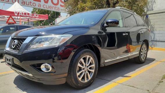 Nissan Pathfinder Advance Cvt 2013