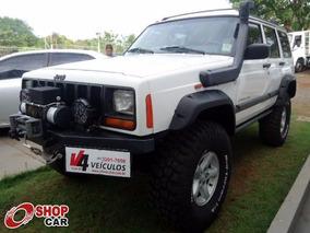 Jeep Cherokee Sport Ano 1997/97 Preparado Para Trilha