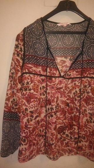 Camisa Indiastil